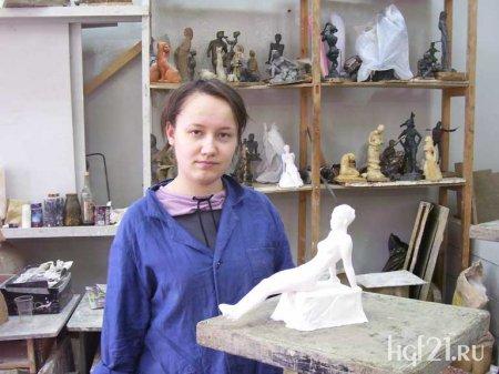Кружок – проблемная группа «Скульптура малых форм»
