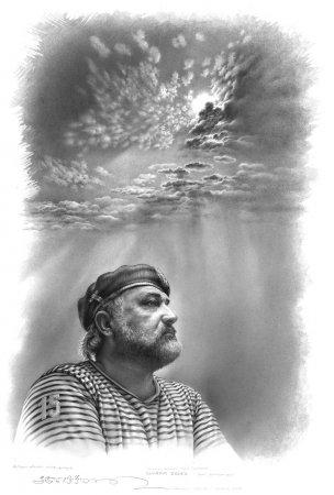 Встреча с Гурамом Доленджашвили – мастером карандашного рисунка